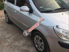 Cần bán lại xe Hyundai Getz 2009, màu bạc, nhập khẩu