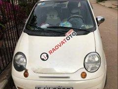 Cần bán Daewoo Matiz năm sản xuất 2007, màu trắng, nhập khẩu