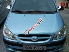 Cần bán xe Hyundai Getz đời 2008, màu xanh lam, nhập khẩu nguyên chiếc