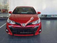 Toyota Yaris G nhập khẩu Thái Lan, xe mới 100%. Hỗ trợ trả góp chỉ từ 5tr/tháng. Không lắp thêm PK. LH 0942.456.838
