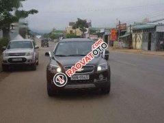 Cần bán lại xe Chevrolet Captiva đời 2009, màu đen, xe nhập như mới