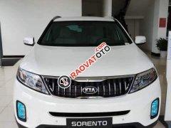 Cần bán xe Kia Sorento Gat đời 2019, màu trắng, giá 789tr