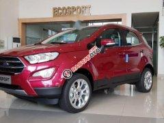 Cần bán Ford EcoSport Titanium 1.5L sản xuất 2019, màu đỏ