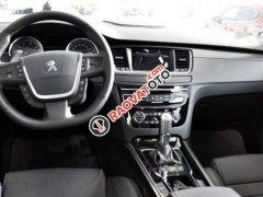 Cần bán xe Peugeot 508 2015, màu trắng, nhập khẩu nguyên chiếc
