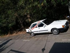 Cần bán Toyota Camry đời 1983, màu trắng, nhập khẩu nguyên chiếc