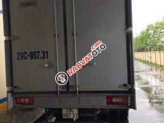 Cần bán xe Thaco Ollin năm sản xuất 2018, thùng kín thùng dài 6.2m
