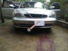 Cần bán lại xe Daewoo Nubira MT 2003, màu bạc, tất cả còn rất tốt, nội thất như mới nguyên