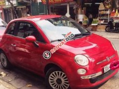 Bán Fiat 500 đỏ đẹp xuất sắc 1.2, nhập khẩu Ý
