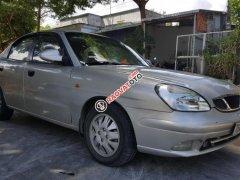Cần bán Daewoo Nubira 1.6 sản xuất 2003, màu bạc, giá 92triệu