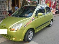 Bán xe Chevrolet Spark đời 2009, màu xanh lục