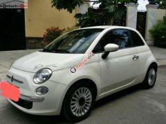 Cần bán xe Fiat 500 sản xuất năm 2009, màu kem (be), Đk 2011
