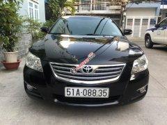 Cần bán xe Toyota Camry 3.5Q sx 2008, màu đen, giá tốt