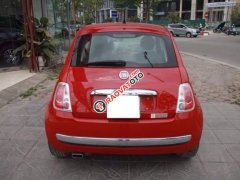 Bán xe Fiat 500 năm 2009, màu đỏ, nhập khẩu còn mới