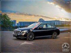 Mercedes-Benz C200 Exclusive New 2020, động cơ mới 2.0 - giá bán tốt nhất, giao xe sớm, trả góp 80%