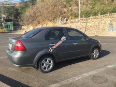 Cần bán gấp Chevrolet Aveo LTZ 1.5 AT 2013, màu xám