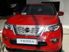Nissan Terra 1 cầu số tự động 7 chỗ NK Thái Lan.Gảm 50tr + qtặng - ...