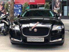 Bán Jaguar XF đen/kem, Sx 2016, model 2017, đăng ký tháng 6/2018