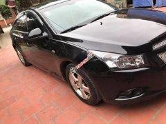 Bán Chevrolet Cruze LS 1.6 MT 2012, màu đen, số sàn