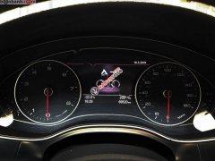 Cần bán lại xe Audi A7 sản xuất 2011, màu đen, nhập khẩu