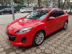 Bán Mazda 3 S 2013, màu đỏ, cực mớ
