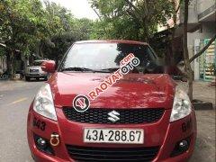 Cần bán lại xe Suzuki Swift sản xuất 2017, màu đỏ, nhập khẩu nguyên chiếc, giá cạnh tranh