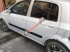 Cần bán Hyundai Getz 1.1 MT đời 2009, màu trắng, nhập khẩu, xe đẹp.