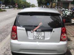 Bán xe Kia Morning 2010, màu bạc, xe nhập