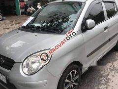 Bán Kia Morning Van 1.0AT sản xuất năm 2010, màu bạc, nhập khẩu