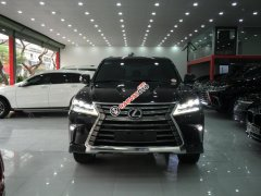 Bán xe Lexus LX 570 năm sản xuất 2016, màu đen, nhập Trung Đông