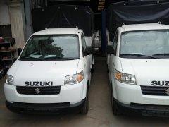 Bán Suzuki Carry 2018,thùng siêu dài,thùng kín,tại lạng sơn,cao bằng, lh 0919286820