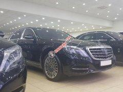 Bán Mercedes-Benz S600 Maybach màu đen, mới lăn bánh 9.920km