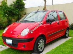 Bán Daewoo Matiz sản xuất năm 2005, màu đỏ, nhập khẩu