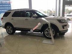 Bán Ford Explorer Limited 2019, màu trắng, nhập khẩu