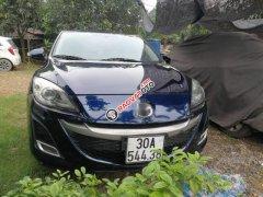 Bán Mazda 3 2.0 đời 2010, màu xanh lam, xe nhập chính chủ