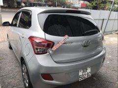 Cần bán lại xe Hyundai Grand i10 2015, màu bạc, xe nhập, chính chủ
