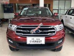 Bán Ford Everest 2019, màu đỏ, nhập khẩu