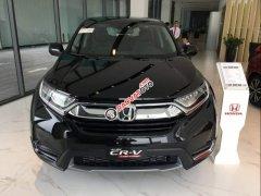 Bán xe Honda CR V đời 2019, màu đen, nhập khẩu