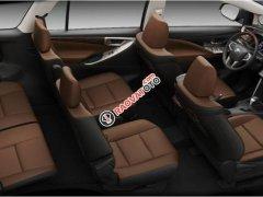 Giá xe Innova số sàn mới nhất giảm mạnh, tặng 1 năm bảo hiểm + full phụ kiện xe, LH 0964860634