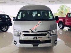 Bán Toyota Hiace năm sản xuất 2018, màu bạc, xe nhập, giá 950tr