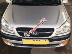Cần bán xe Hyundai Getz sản xuất năm 2009, màu bạc như mới