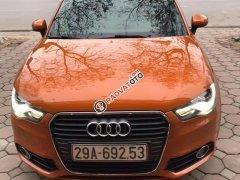 Bán ô tô Audi A1 Sline 2.0 đời 2013, màu cam, nhập khẩu nguyên chiếc