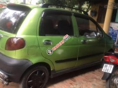 Bán ô tô Daewoo Matiz năm sản xuất 2003, màu xanh lam, giá rẻ