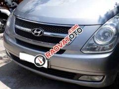 Bán xe Hyundai Grand Starex đời 2012, màu bạc, xe nhập