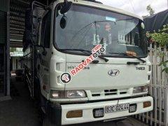 Bán xe tải Hyundai 6 tấn thùng dài 7,4m thùng kín đời 2011, gặp Thành 0931789959