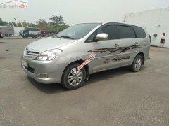 Cần bán Toyota Innova G sản xuất 2009, đăng ký tên tư nhân, máy nổ cực êm, gầm sàn chắc chắn