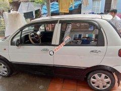 Cần bán gấp Chevrolet Matiz sản xuất năm 2003, màu trắng, giá tốt