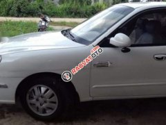 Cần bán lại xe Daewoo Nubira đời 2003, màu trắng