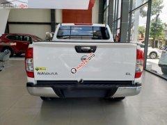 Bán Nissan Navara EL 2.5 AT 2WD 2019 màu trắng, mới 100%