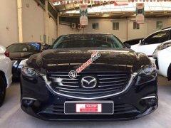 Bán Mazda 6 2.0 Premium đời 2017, màu đen, 829 triệu