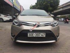 Bán Toyota Vios G máy mới sản xuất năm 2016